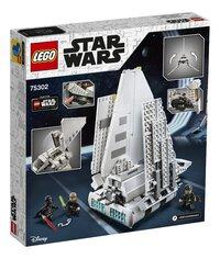 LEGO Star Wars 75302 La Navette impériale-Arrière