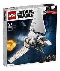 LEGO Star Wars 75302 La Navette impériale-Côté gauche