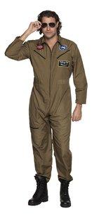Verkleedpak Jet piloot maat 50/52-Vooraanzicht