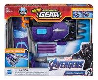 Nerf blaster Avengers Assembler Gear Black Panther-Vooraanzicht