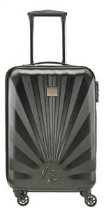 Princess Traveller harde reistrolley Nice met Powerbank zwart 55 cm-Afbeelding 1