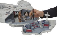 Set de jeu Star Wars Battle Action Millennium Falcon-Détail de l'article