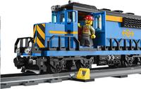 LEGO City 60052 Le train de marchandises-Image 2