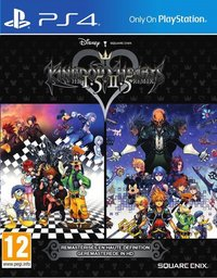 PS4 Kingdom Hearts 1.5/2.5 Remix NL/FR