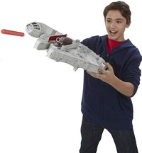 Set de jeu Star Wars Battle Action Millennium Falcon-Image 1