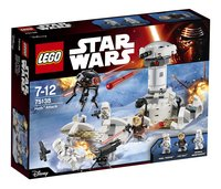 LEGO Star Wars 75138 Hoth Attack-Avant