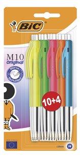 Bic balpen M10 Original - 14 stuks