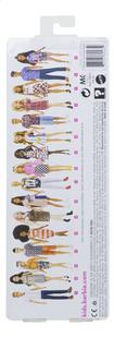 Barbie poupée mannequin  Fashionistas Original 108 - Festival Denim-Arrière