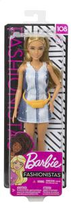 Barbie poupée mannequin  Fashionistas Original 108 - Festival Denim-Avant