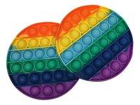 Pop It Fidget Toy Rainbow-Avant