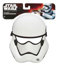 Masque Star Wars Épisode VII - Stormtrooper du Premier Ordre-Avant