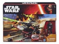 Speelset Star Wars Desert Landspeeder-Vooraanzicht