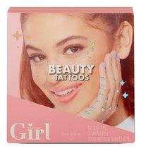 Who's that girl Beauty tattoos-Vooraanzicht