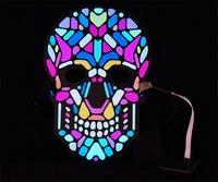 Goodmark masque Squelette Sound Reactive-commercieel beeld