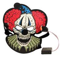 Goodmark masque Creepy Clown Sound Reactive-Avant