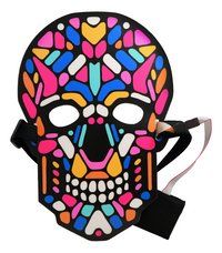 Goodmark masque Squelette Sound Reactive-Avant