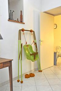 Portique métallique Baby Swing-Image 2