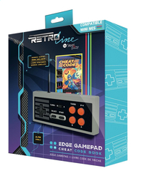 Steelplay Retro Line Edge Gamepad pour Nintendo NES Mini