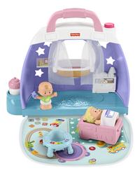 Fisher-Price Little People La chambre des bébés-commercieel beeld