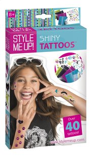 Style Me Up! Shiny Tattoos