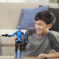 Actiefiguur Power Rangers Beast Morphers - Blue Ranger-Afbeelding 2
