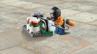 LEGO City 60248 L'intervention de l'hélicoptère des pompiers-Image 1