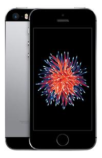 Apple iPhone SE 64 Go gris