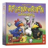 Regenwormen uitbreiding NL