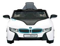 Elektrische auto BMW i8 Spyder-Vooraanzicht
