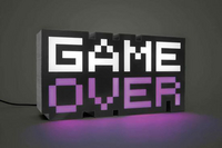 Lamp 8-Bit Game Over Light-Afbeelding 1