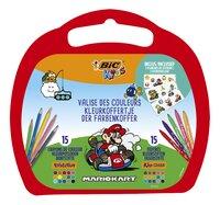 Bic kleurset Mario Kart-Vooraanzicht