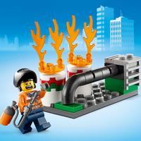 LEGO City 60248 L'intervention de l'hélicoptère des pompiers-Image 3
