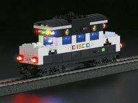 Märklin wagon disco en briques encastrables-Image 1