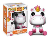 Funko Pop! figurine Despicable Me Fluffy
