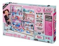 L.O.L. Surprise Maison avec famille L.O.L.-Côté droit