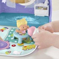 Fisher-Price Little People La chambre des bébés-Image 1