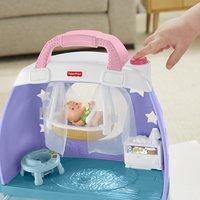 Fisher-Price Little People La chambre des bébés-Image 2
