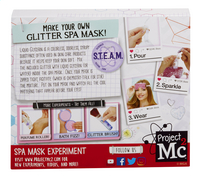 Project Mc² S.T.E.A.M. Experiment Spa Mask-Achteraanzicht