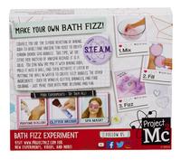 Project Mc² S.T.E.A.M. Experiment Bath Fizz-Achteraanzicht