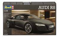 Revell Audi R8-Vooraanzicht