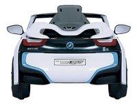Elektrische auto BMW i8 Spyder-Achteraanzicht