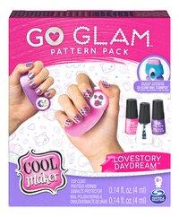 Cool Maker Go Glam Nail Fashion Pack Lovestory Daydream-Avant