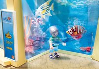 PLAYMOBIL Family Fun 9060 Zee aquarium-Afbeelding 2