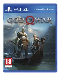 PS4 God of War ENG/FR