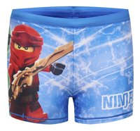 Zwemshort LEGO Ninjago lichtblauw-Vooraanzicht