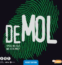 De Mol - Pocket Edition-Vooraanzicht