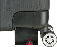 Princess Traveller harde reistrolley Detroit zwart 55/59 cm-Artikeldetail