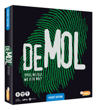 De Mol - Pocket Edition-Linkerzijde