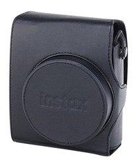 Fujifilm fototas instax mini 90 leather case zwart