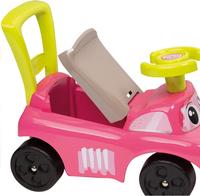 Smoby loopwagen Auto Ride-On roze-Artikeldetail